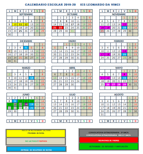 captura calendario web 19 20