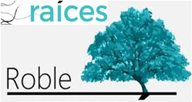 RAICES ROBLE LOGO